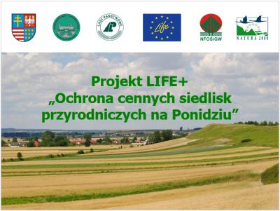 prezentacja Nadleśnictwo Kielce